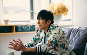 桜井和寿 髪型